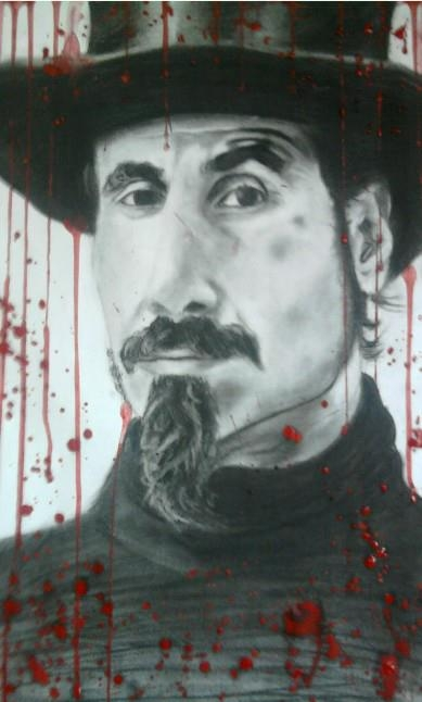 Serj Tankian by Annabella